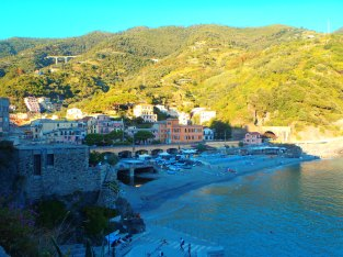The other side of Monterosso