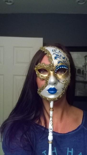 Authentic Venetian Mask