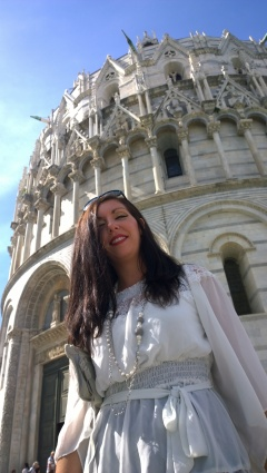 The Pisa Baptistry