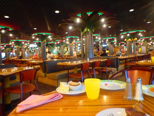Casual Dining Room-Cocnut Grove Bar and Grill